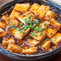 吉野マーボー豆腐